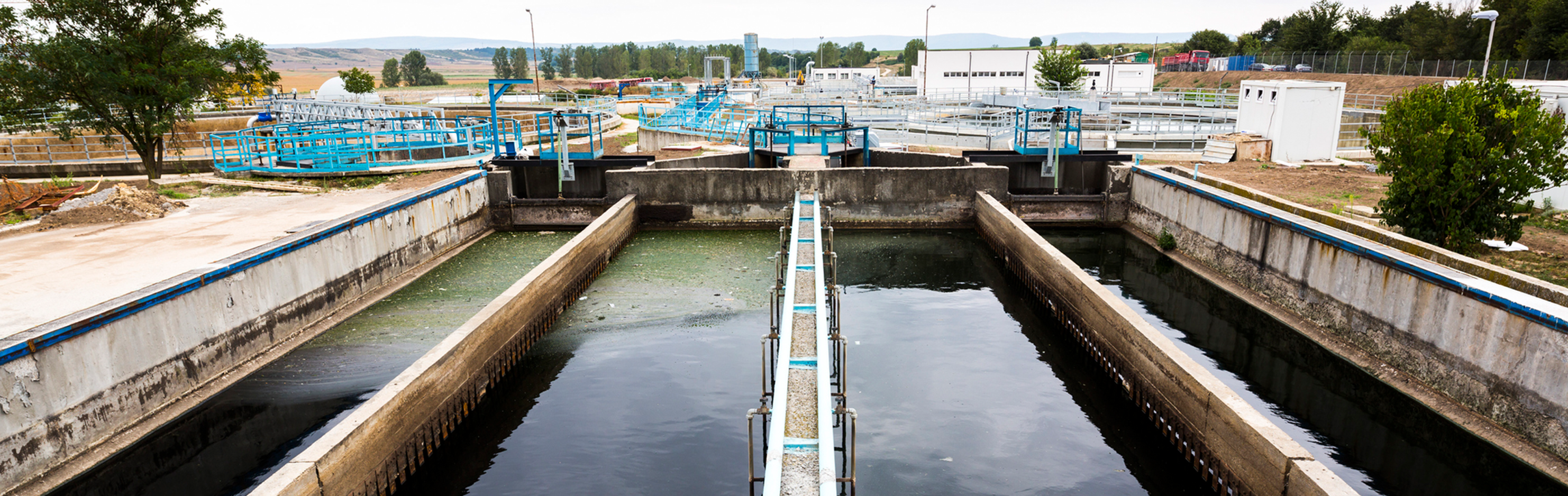 Wastewater and effluent treatment
