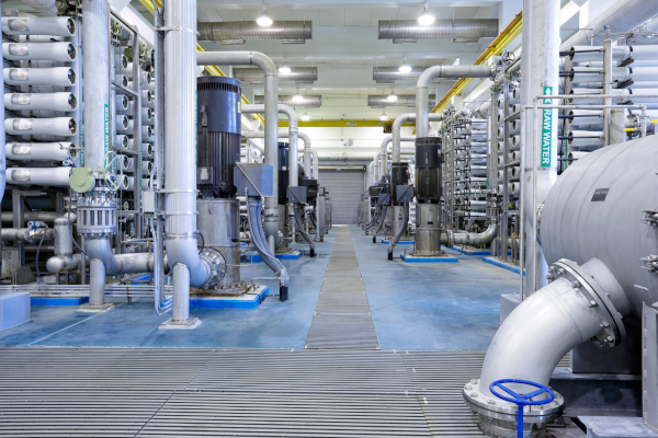 Water purification and RO Chemicals