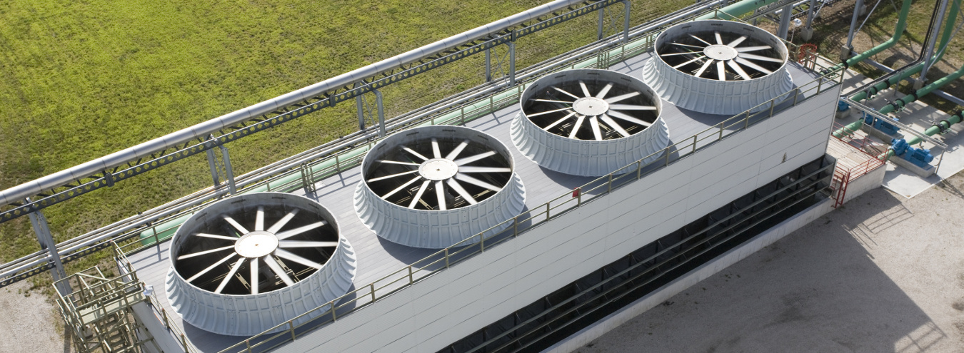 non oxidising biocides in cooling towers